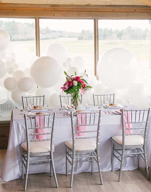 Rent wedding items at Magnolia Rental & Sales serving North Mississippi