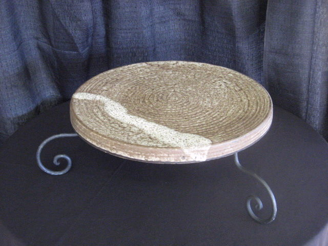 wedding cake stand hire oxford pottery cake stand 19 inch rentals batesville ms 25627