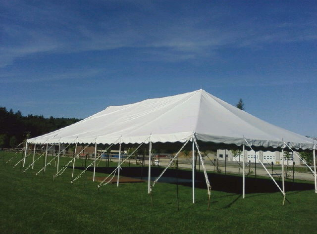 Where to find 30 X 60 WHITE POLE TENT WOOD SIDE POLES in Batesville