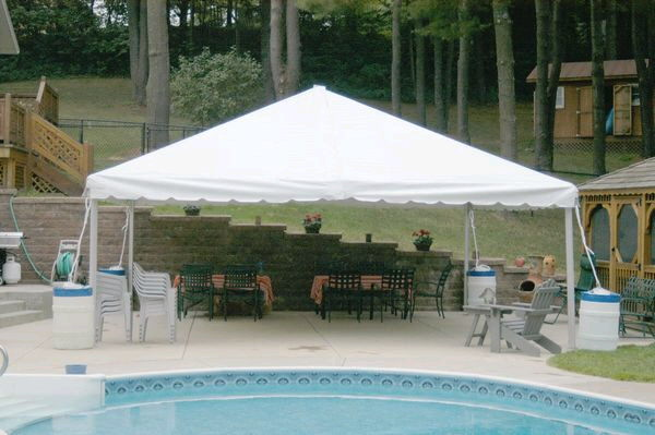 10x20 White Frame Tent Rentals Batesville Ms Where To