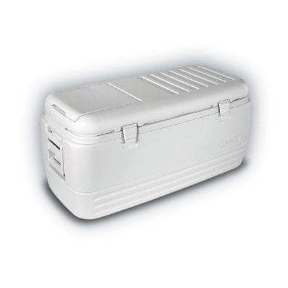 Where to find ICE CHEST  150 QT WHITE in Batesville