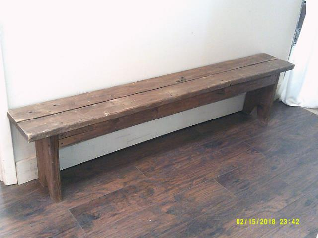Where to find FARM TABLE BENCHES in Batesville