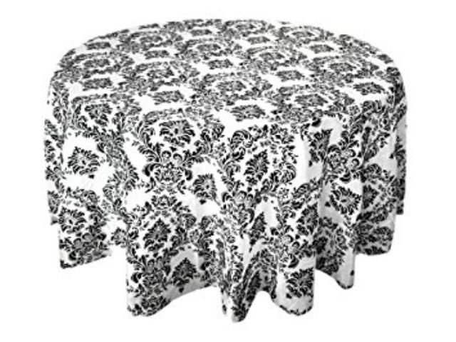 Where to find BLACK WHITE 132RD DAMASK in Batesville