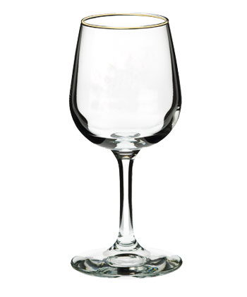 Where to find GLASSWARE - WINE - 6.5 OZ in Batesville