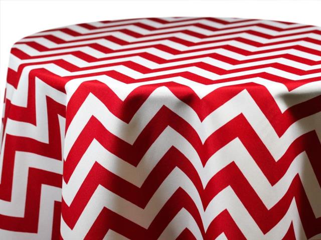 Where to find RED 54X54 CHEVRON in Batesville