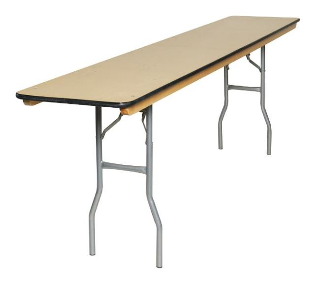 Where to find TABLES - 8  X 18  NARROW in Batesville