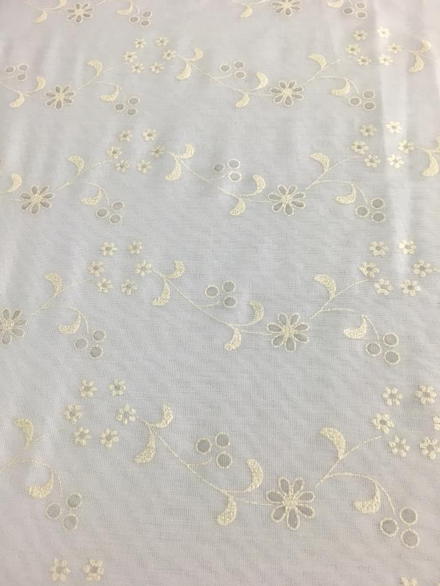 Where to find WHITE 105X70 VINTAGE SHEER EMBROIDERY in Batesville