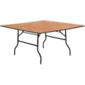 Rental store for TABLES - 6  SQUARE in Batesville MS