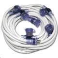 Rental store for EXTENSION CORD - 100 FT. MULTI PLUG in Batesville MS