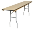 Rental store for TABLES - 8  X 18  NARROW in Batesville MS