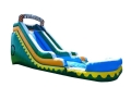 Rental store for JUNGLE ZOO 18FT SLIDE in Batesville MS