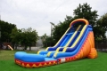 Rental store for TURBO BLAZE 18FT SLIDE in Batesville MS