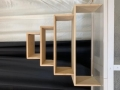 Rental store for WOODEN DISPLAY RISER - 8 X12 4 in Batesville MS